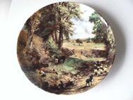 Kaiser Porzellan Wandteller Sammelteller Teller 19 cm Natur Deko Retro Vintage 4,- - Flensburg