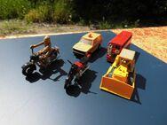 5 Fahrzeuge Konvolut MATCHBOX Lesney England / 5 Stück / Spielzeug Sammler - Zeuthen