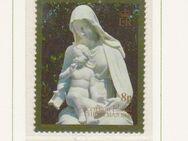 Weihnachtsbriefmarke aus Ascension (001) - Hamburg