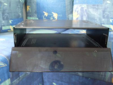 TV Video Hifi Rack Desktop PC Stabil Metall Staubschutz Sehr Teuer - Kassel Unterneustadt