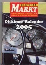 oldtimer markt oldtimer taschenkalender 2005