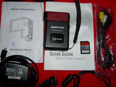 Jay-tech Digitale Videokamera - Wiesbaden
