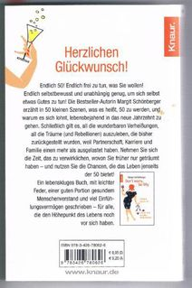 Don't worry, be fifty – Be happy, be fifty. 3 BÜCHER - Mönchengladbach