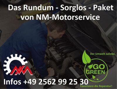 Motor überholt Fiat Doblo 1,3 D  Motor 199A3000 263A2000 - Gronau (Westfalen) Zentrum