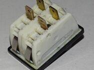 Kippschalter Wippschalter MB DAV 4047 6A 250V  1 Positionen 2polig - Spraitbach