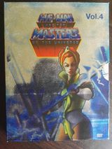 DVD He-Man and the Masters of the Universe Vol. 4