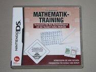 Professor Prof. Kageyamas Mathematik-Training Mathe Rechnen lernen Übungen Nintendo DS 3DS Lernspiel Game - Sonneberg