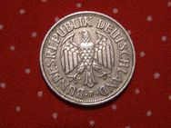 1 DEUTSCHE MARK 1954-F,Lot 810 - Reinheim