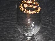 Bier Tulpe VEB Roland Bräu Nordhausen DDR Glas - Nürnberg