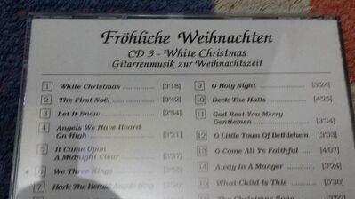 CD 3 FRÖHLICHE WEIHNACHTEN - Berlin Lichtenberg