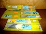LEUCO-Streifenhobelmesser HSS,180x30x3mm,neu