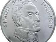 20 Balboa 1972 Panama Simon Bolivar,Silber,Lot 855 - Reinheim
