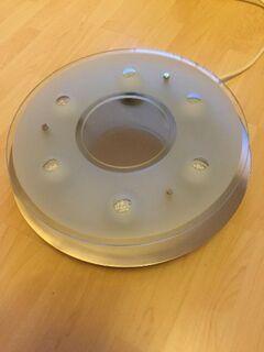 Hochwertige Designer LED-Wand-/Deckenleuchte - neuwertig - - Bremen
