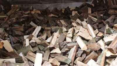 ofenfertiges trockenes Brennholz; 20-25cm Länge gemischt pro 65dm³; Ofenholz, Kaminholz - Bad Belzig Zentrum