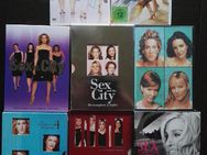 DVD Serie S ex and the City 1-6 + 2 Filme - Leck