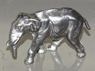 Elefant aus Zinn für Setzkasten 3 cm - Spraitbach