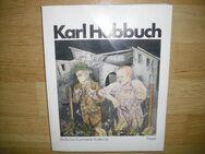 Karl Hubbuch 1891 - 1979 - Ausstellungskatalog des Badischen Kunstvereins Karlsruhe. Broschiert - Rosenheim
