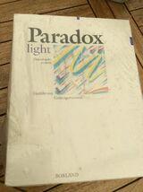 BORLAND    Paradox light