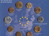 Ersttags-Sonderausgabe Neue EUStaaten 2004 Münzen und Briefmarken - Alzey