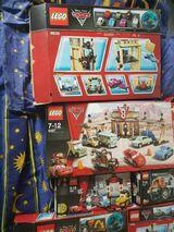 Lego Disney Cars 7 Packungen und 2 Lego Technik Packungen