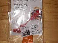 KOZIOL 1 Streichlöffel Yummi Streichmesser Buttermesser orange - Nürnberg