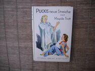 Puckis neue Streiche : Eine Erzählg f. Kinder. Gebundene Ausgabe – 1966, Titania Verlag - Rosenheim