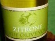 Zitrone auf Olivenöl   100 ml Prädikat - Görlitz