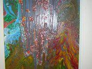 Tolles Acryl-Gemälde 40x50cm auf Leinwand - Dietzenbach