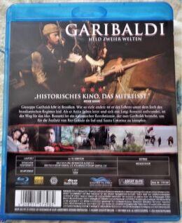 """Garibaldi"" Blu-Ray - Osnabrück"