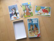 Nähen ohne Nadel - Kinder / Reise-Spiel - Bremen
