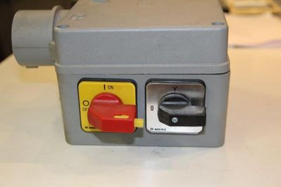 Motorschutzschalter für Elektromotore, Schalter - Erding