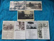 Alte Postkarten Preis pro Karte - Kassel Brasselsberg