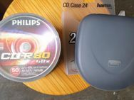 50 er CD SPINDEL PHILIPS und 24er cd box hama - Kassel