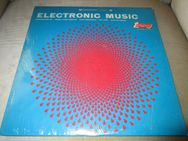 Electronic Music (1966 Turnabout) Various Artists - Orig. Vinyl LP - Sealed (open) Mint (M) !! - Groß Gerau