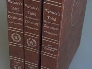 Webster's Third New International Dictionary of the English Language - Münster