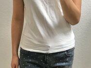 Jeans Hotpants mit Blümchen - Herten Zentrum