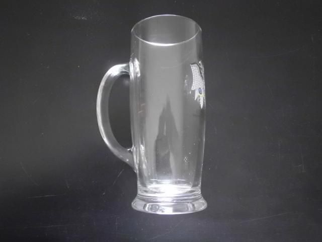 450 Jahre Uetersener Schützengilde 1545-1995 Glas Bierseidel 0,3 l Bierkrug Bierglas Seidel Krug  4,- - Flensburg