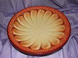 Schöne handgefertigte Art Deco Schale / Obstschale aus Keramik