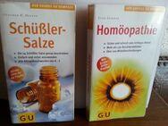 SCHÜSSLER SALZE v. Günther H.Heepen GU-Verlag - München