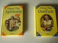 2 Bücher Omas Tips - Melsungen