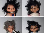 4 Mecki Figuren Igel Puppen Meckipuppen - Nürnberg