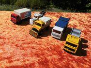 5 tlg. Autos Lesney England MATCHBOX / 5 Stück Spielzeug Sammler / Konvolut - Zeuthen