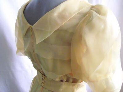 Kleid zartgelb Gr. 36-40 NEU - Saarbrücken