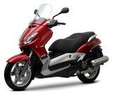 Wartungsanleitung für Yamaha + MBK Roller Majesty 125 cm³ + 150 cm³