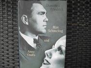 Max Schmeling und Anny Ondra: Ein Doppelleben. Ullstein Verlag. Gebundene Ausgabe – 1. September 2001 von Dorothea Friedrich (Autor) - Rosenheim