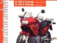 Honda XL 600 + 650 Reparaturanleitung - Bochum
