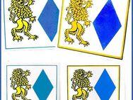 2x Aufkleber - Bayern - CSU - aus den 80er Jahren - CSU Label - Nürnberg