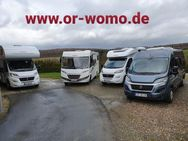 Wohnmobil, Reisemobil, Camper zu vermieten - Extertal