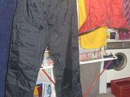 Regenhose für Motorradfahrer schwarz Gr. 38-40 - Baunatal Zentrum