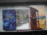 Leena Lander Finnland Romane btb-Hardcover: Mag der Sturm kommen; Die Insel der schwarzen Schmetterlinge; Im Sommerhaus. 3 Bücher zus. 8,- - Flensburg